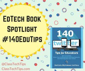 EdTech Book Spotlight #140EduTips