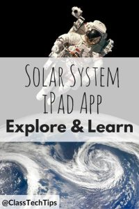 Solar System App from Touchpress: Explore the Universe
