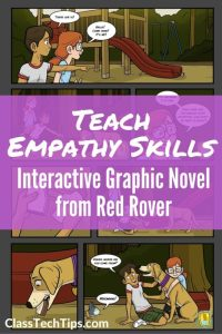 Teach Empathy Skills: Interactive Graphic Novel from Red Rover