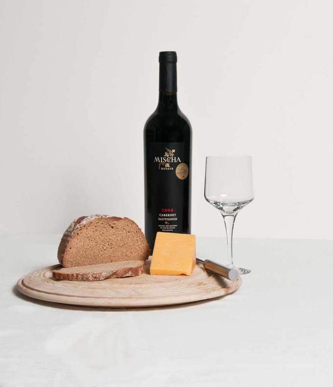 Mischa Cabernet Sauvignon product photography cape town claude felbert
