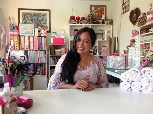 Craftroom tour