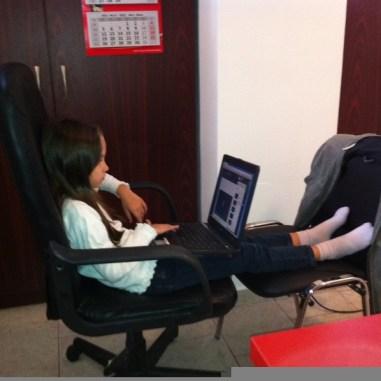 Ana bloggeritza