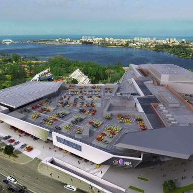 City Park Mall Constanta-cu extensie
