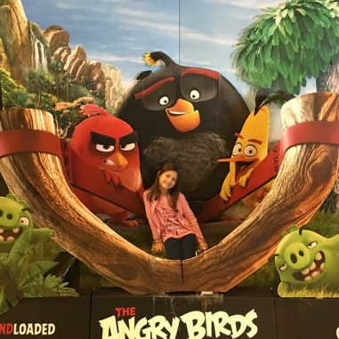 Angry Birds Filmul