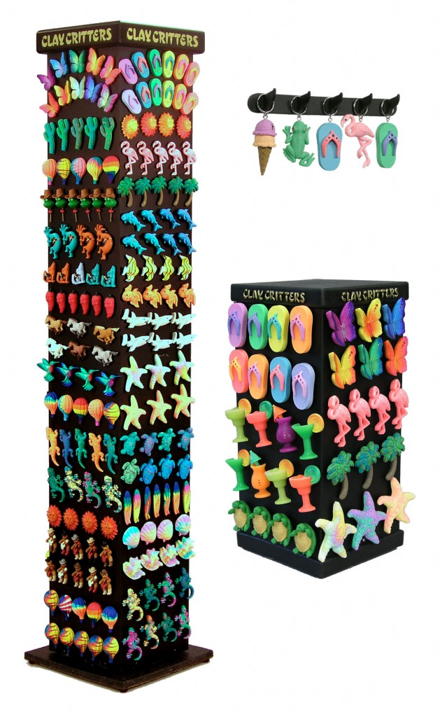 clay-critters-magnet-displays