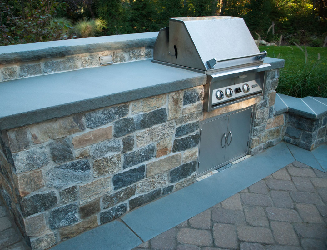 outdoor kitchens outdoor kitchen countertops outdoor kitchen with built in bbq