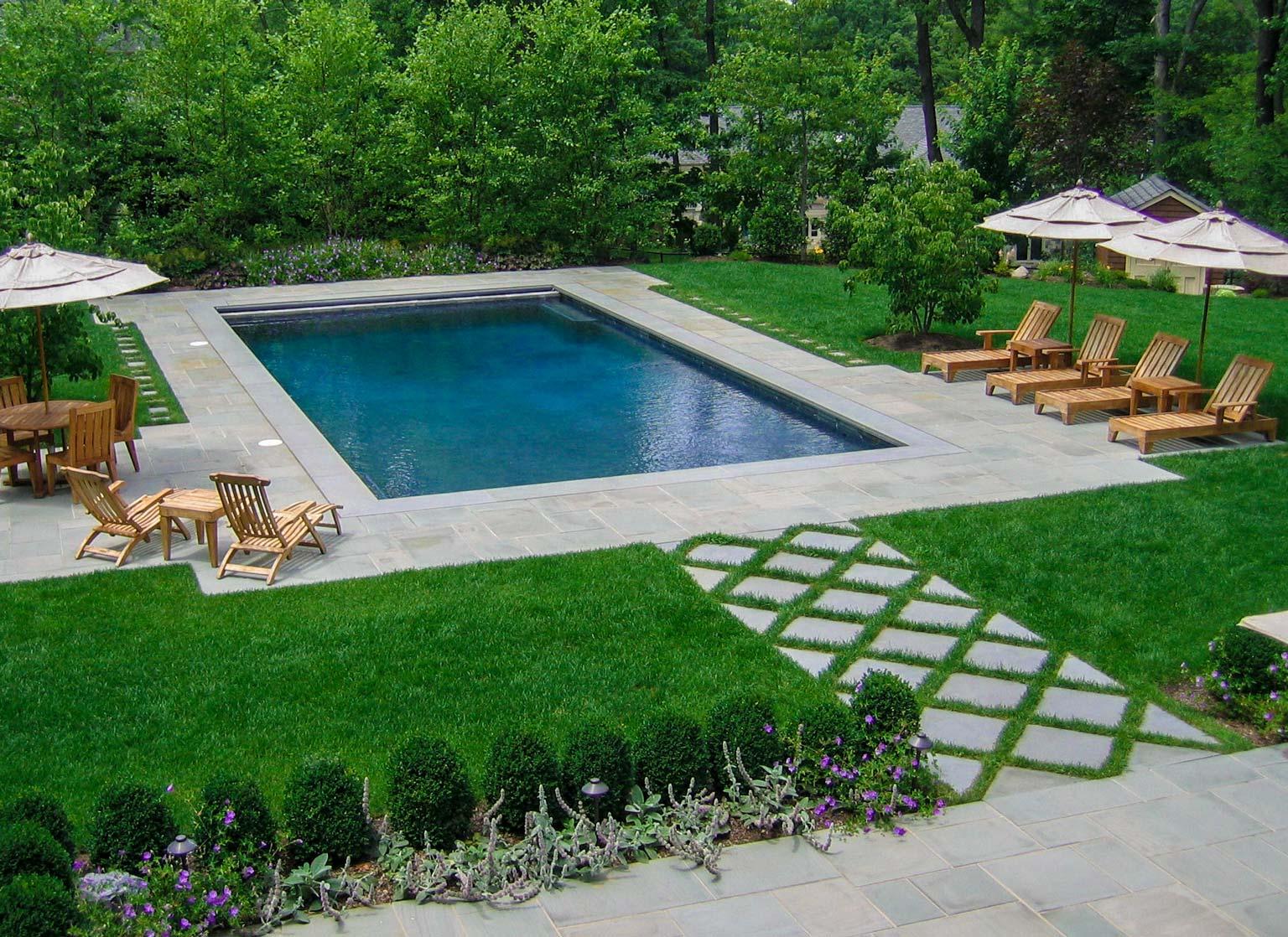 Fullsize Of Backyard Landscape Ideas With Pool