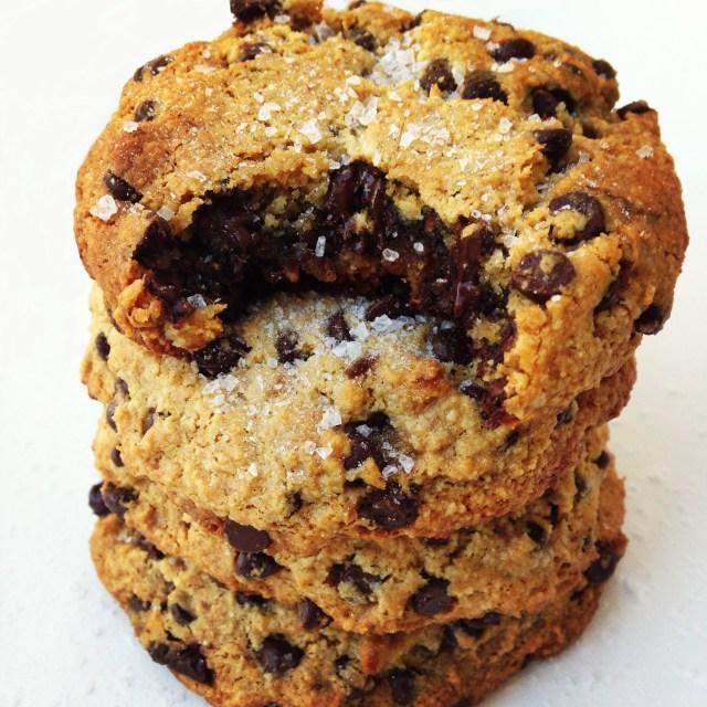 Nutella Stuffed Cookies 1