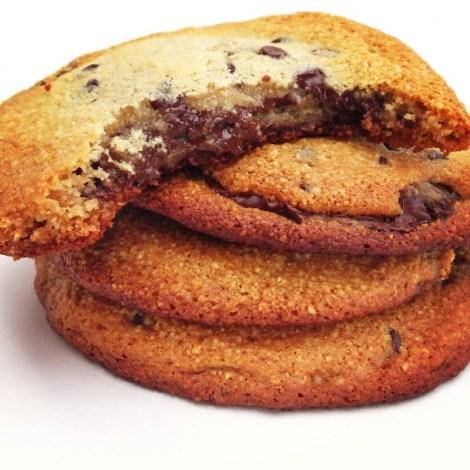Paleo Nut Butter Stuffed Cookies