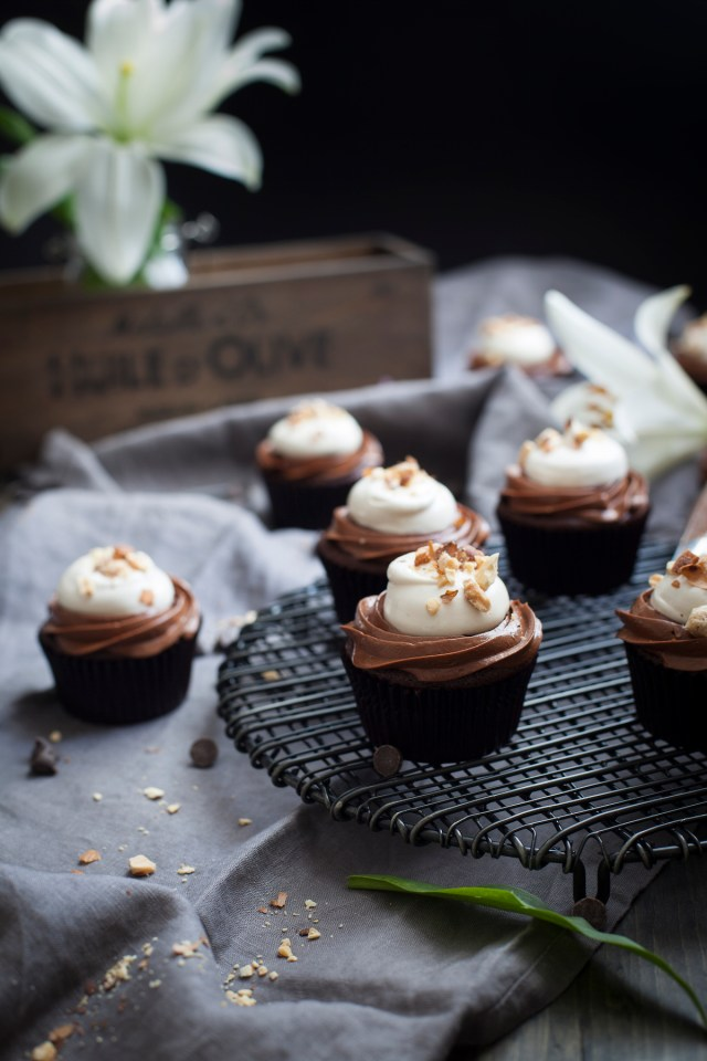 Rocky Road Cupcakes 4