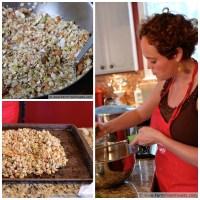 Coconut Lime Pineapple Granola Recipe
