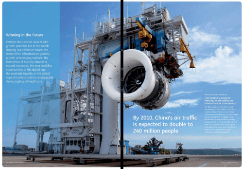 ge efficient jet engine