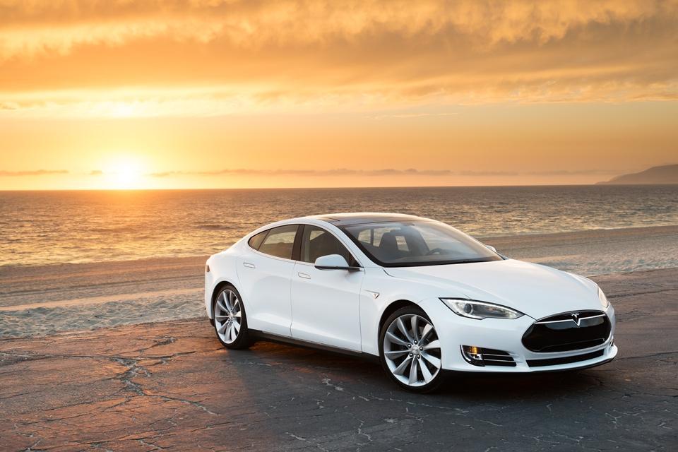 Tesla Mode S Image Credit: Tesla