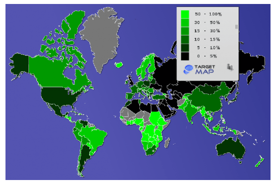 how green is your country