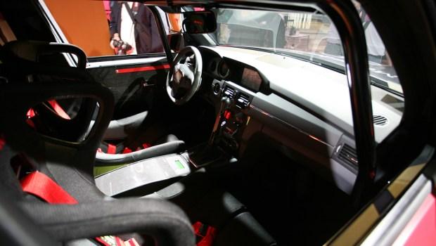 RENNtech Mercedes GLK Hybrid Rally