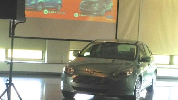 Ford EV