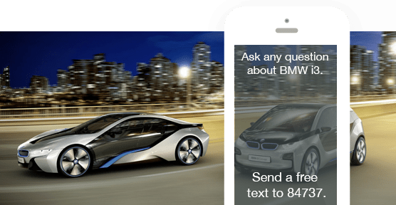 BMW i Genius Artificial Intelligence