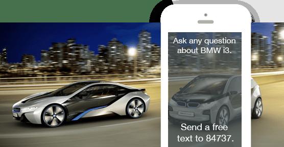 BMW i Genius Artificial Intelligence