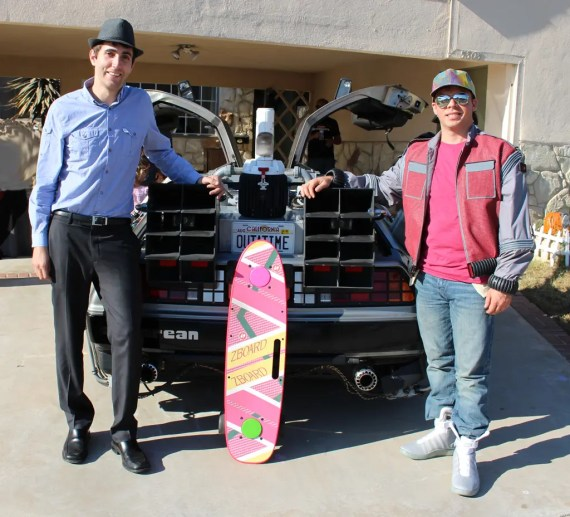 2013 hoverboard back to the future