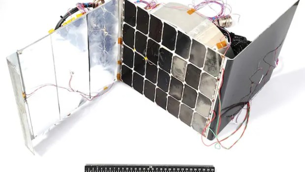 space solar power step module