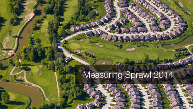 measuring sprawl