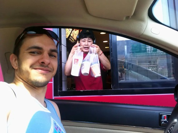 EV rental Beijing 3
