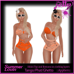 Jelly Summer Lovin Orange Ad