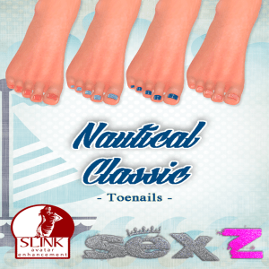 .._sexZ_..-Nautical Classic _ Toenails Ad