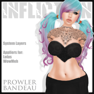 [ Infliction ] Prowler Bandeau - Going Bust