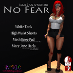 No Fear - [Twinkle] - July Round @ LJ