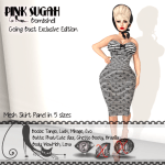 .__Pink Sugah__. Going Bust - Bombshell