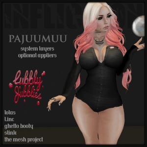 [ Infliction ] Pajuumuu Vendor (Lubbly Jubbly)