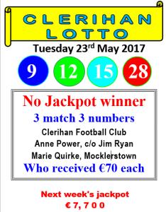 Lotto 23052017