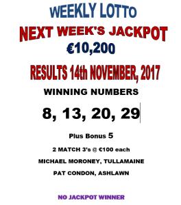 Lotto 14112017