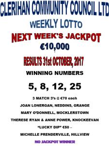 Lotto 31102017