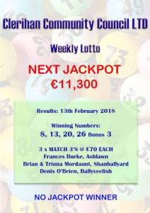 Lotto 13022018