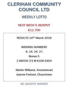 Lotto 13032018