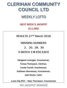 Lotto 27032018
