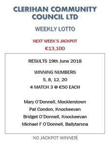 Lotto 19062018