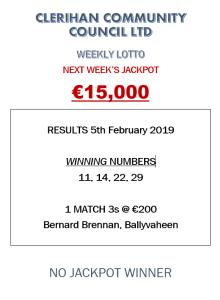 Lotto05022019