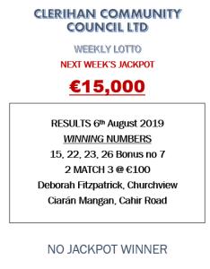 Lotto 06082019