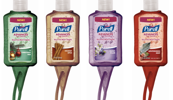 Healthy holiday Purell Hand Sanitizer coupon