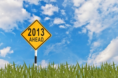 Cleverly Changing 2013 ahead