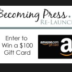 Giveaway: Enter to win a $100 Amazon Gift Card