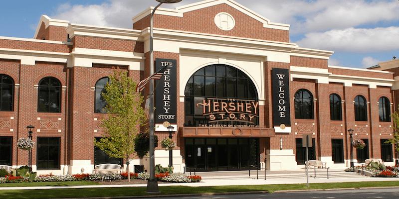 Hershey Story Museum Family Fun
