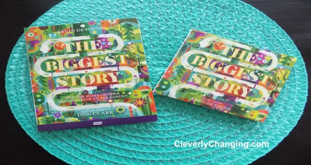 The Biggest Story by Kevin Deyoung and a Giveaway