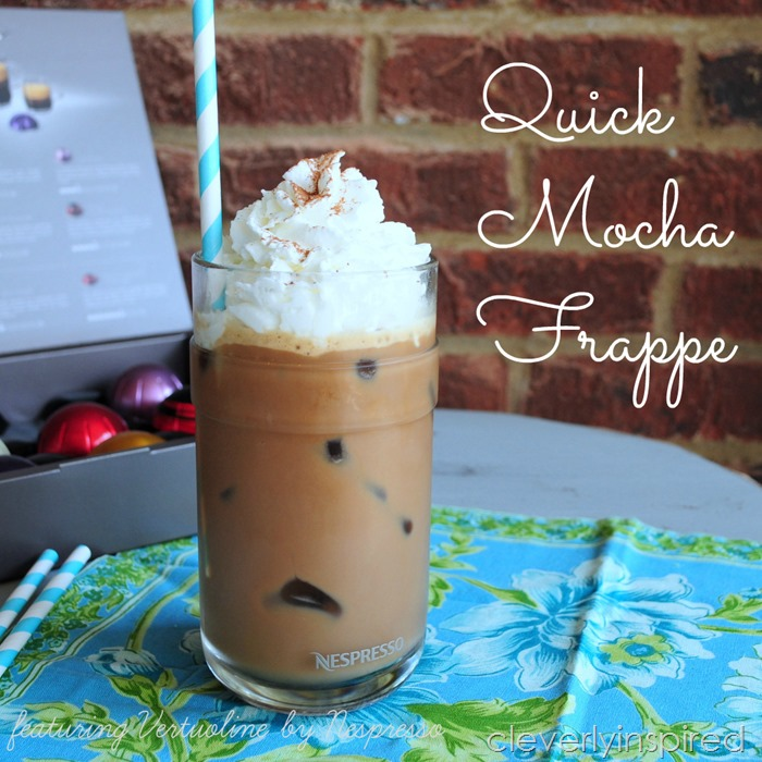 quick mocha frappe @cleverlyinspired (7)