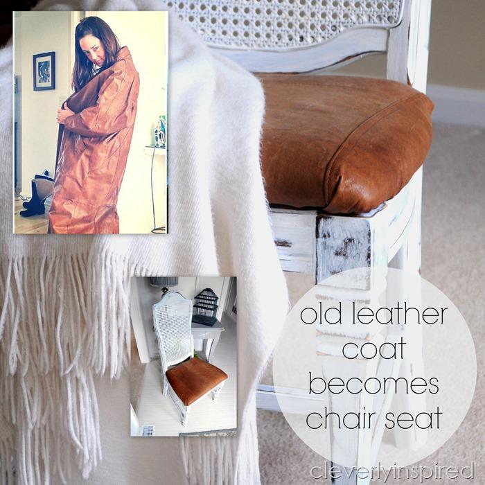 repurpose leather coat idea @cleverlyinspired (1)