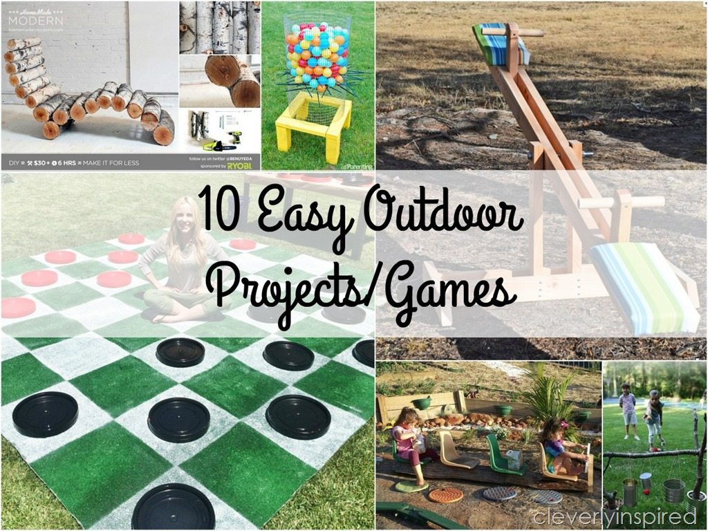 Tempting Easy Backyard Projects Easy Outdoor Projects Outdoor Diy Projects Ly Inspired Easy Backyard Wood Projects Quick outdoor Easy Backyard Projects