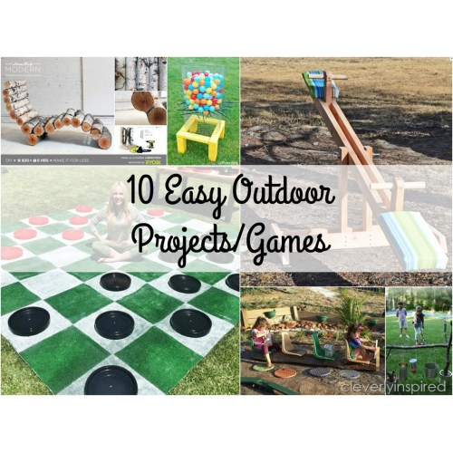 Medium Crop Of Easy Backyard Projects